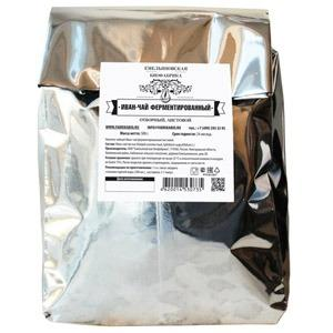 Fermented willow-herb tea in foil bag 500 g.