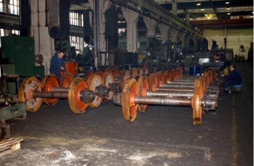 Composants pour wagons