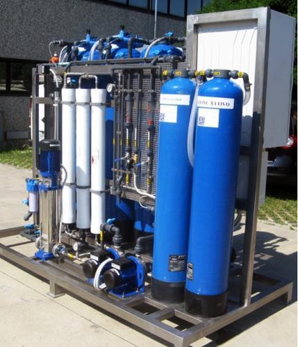 osmosi inversa industriale