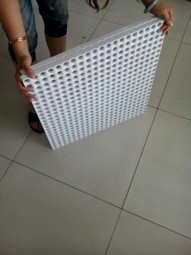 60x60cm rabbit plastic slat floor