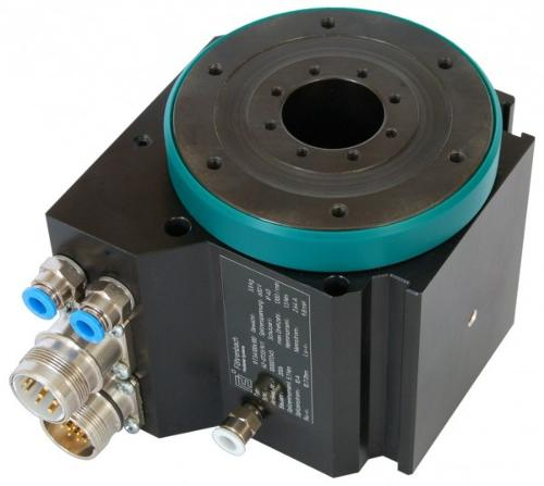 Rotary tables with direct drive series RT3 and RT4