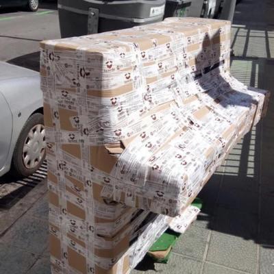 Traslado de pianos