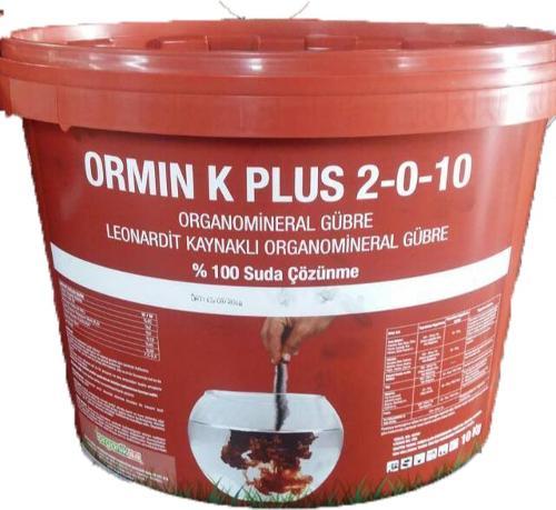 Ormin K 2 0 10
