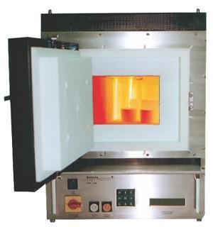 High temperature laboratory furnace