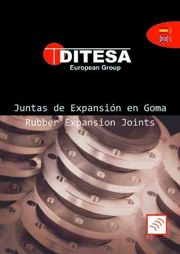 JUNTAS DE EXPANSION EN GOMA