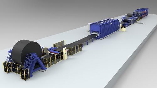 Presses For Conveyor Belts