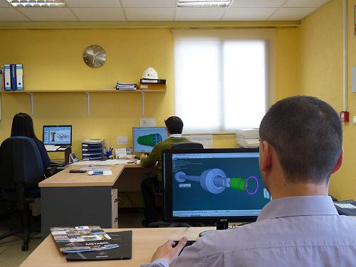 Ingeniería mecánica y Diseño industrial