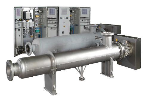 CSN® Flow Heaters