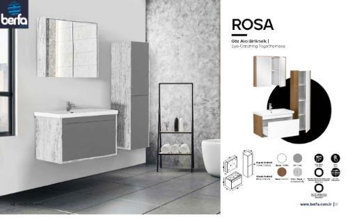Bathroom Furtniture Rosa