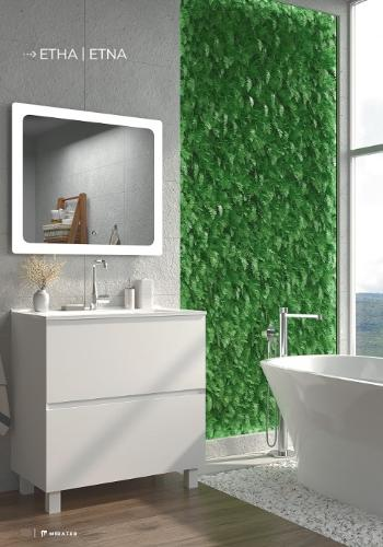 Etna bathroom vanity unit