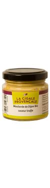 Moutarde de Dijon à la truffe La Cigale Provençale