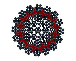 35(W)X7 Plastic covered core (Polyurethane)