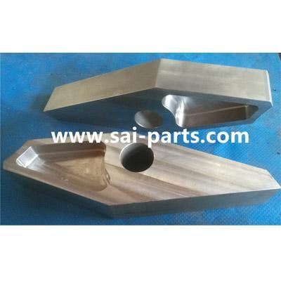 CNC Milled Machine Parts