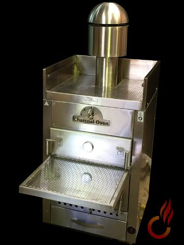 Horno De Carbón De Sobremesa Modelo Embers Oven