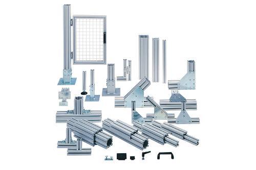 Aluminium-Profilsysteme MechProfile