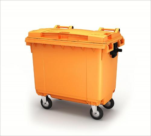 660 L Waste Container