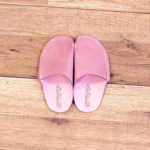 Pink CP Slippers Kid