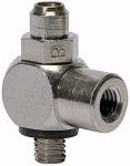 Throttle valve, Both sides throttling ( B ) G 3/8 IT, G 3/8