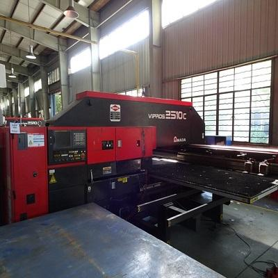 CNC & Conventional Sheet Metal & Fabrication Machinery