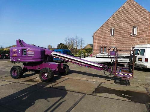 Genie S40 - Telescopic lifting platform - 2018