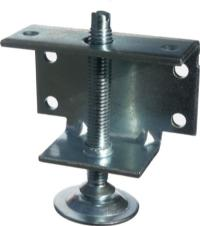 height adjuster with U-bracket