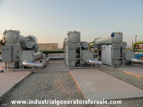 Organic Rankine Cycle Generator Plant 750 KW