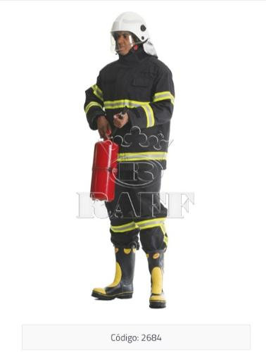 Uniforme de bombero