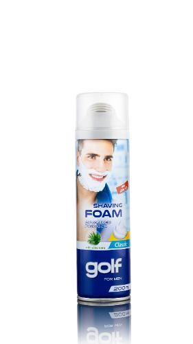 Golf Shaving Foam 200 ML