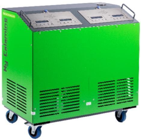 Station de décalaminage • Hy-Carbon 2000S
