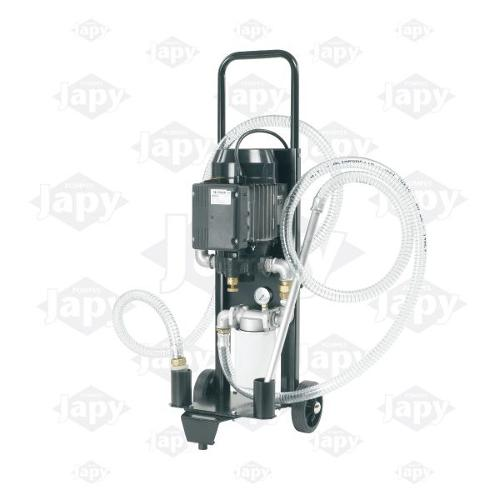 Mobile Filtration Unit With Single Filter