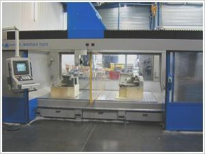 NORMAPROFIL - T series 5 axes milling equipments