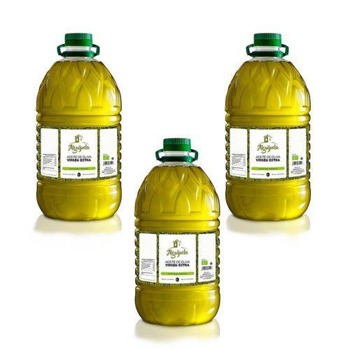 Aceite de Oliva Virgen Extra Algüijuela