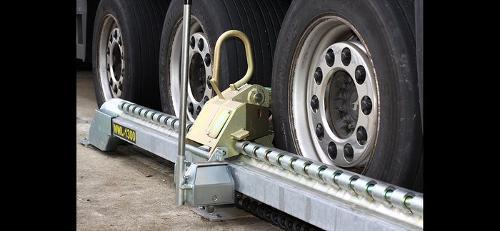 Fahrzeugverriegelung Manual Wheel-Lok
