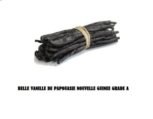 VANILLE DE PAPAOUASIE NOUVELLE GUINEE