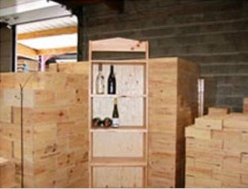 Coffrets et présentoirs en bois en Bourgogne