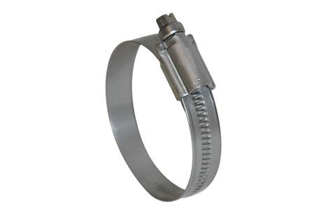 Worm drive hose clamps DIN 3017