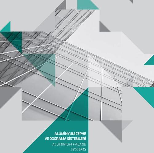 Construction/İnşaat Alüminyum Profilleri  ve Sistemleri