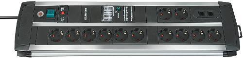 Premium-Protect-Line 120.000A extension socket