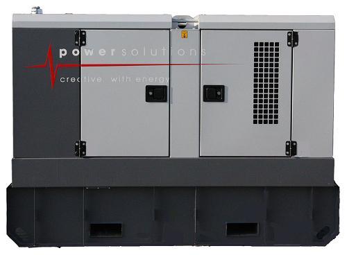 Générateur 66 kVA - Fiche technique