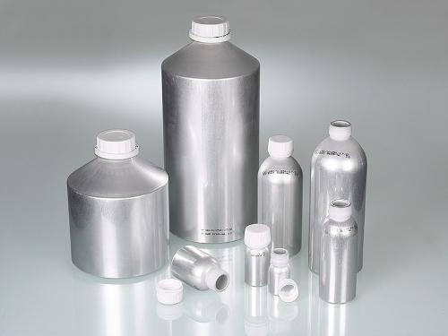 Flacon aluminium
