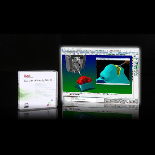 CAD-CAM-Software isy CAM 3.6