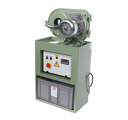 TP80-S and TP100-S pipe grinding machines