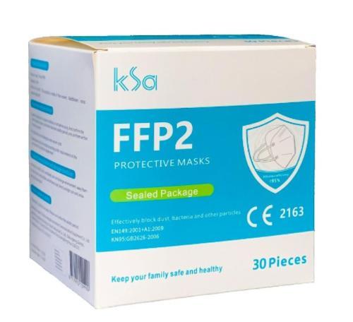 KSA FFP2 mondkapjes