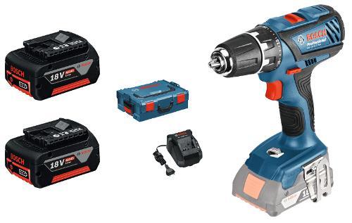 Perceuse-visseuse sans-fil GSR 18-2-LI Plus Bosch