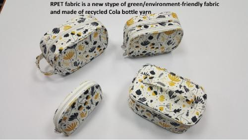 Genbrugt RPET taske