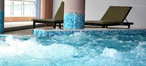 Desinfektion im Schwimmbad und Swimmingpool