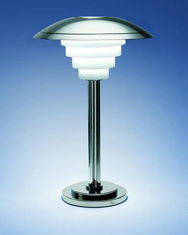 lámpara de prestigio