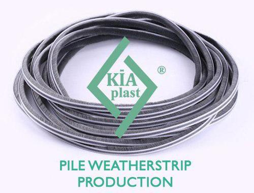Pile Weatherstrip (dustproof and buffer brush)
