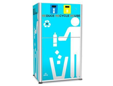 Máquina de Reverse Vending