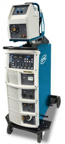 Lichtbogen-Schweißgerät - W400